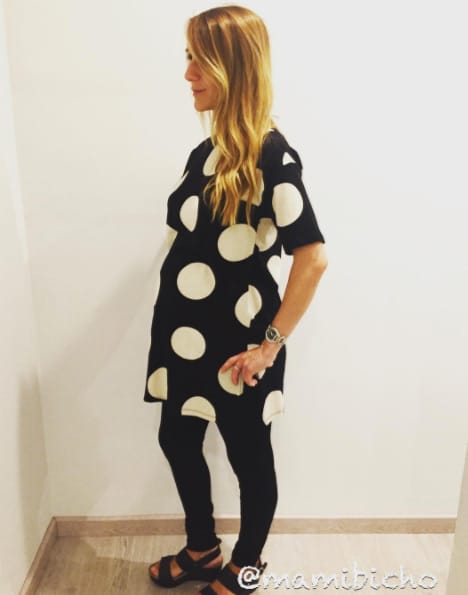 ASOS Maternity lunares