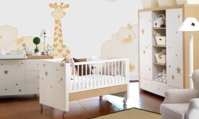 Consejos para decorar la habitaci n de un beb for Cortinas habitacion bebe