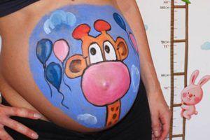 barriga-embarazada-pintada