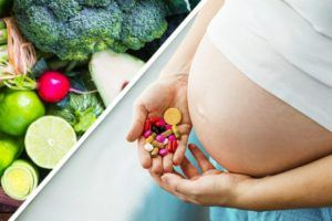 Vitaminas Minerales Embarazo