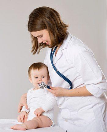 Como bajar la fiebre a un bebe