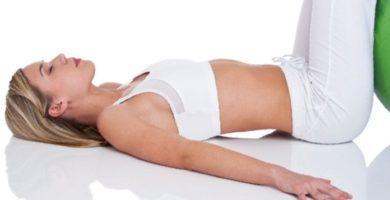 Ejercicios hipopresivos en el postparto