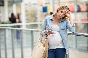 Dolor de cabeza durante el embarazo